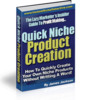 Thumbnail Quick Niche Product Creation - With Master Resell Rights