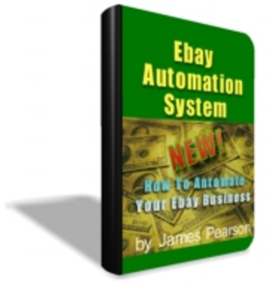 Product picture Ebay Automation System - With Resale Rights + Mini Site