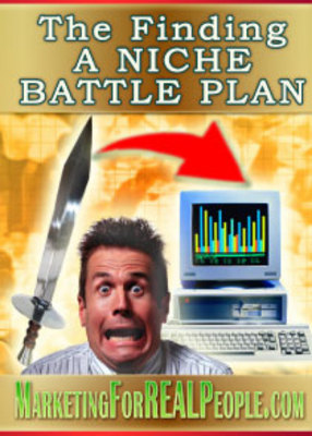 Product picture The Finding A Niche Battle Plan - With Master Resale Rights