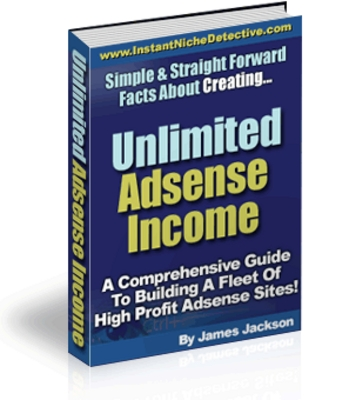 Product picture Unlimited Adsense Income - With Master Resell Rights