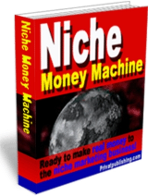 Product picture Niche Money Machine - With Resale Rights + Mini Site
