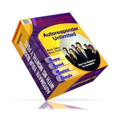 Product picture Autoresponder Unlimited - Never Pay For Autoresponders Again
