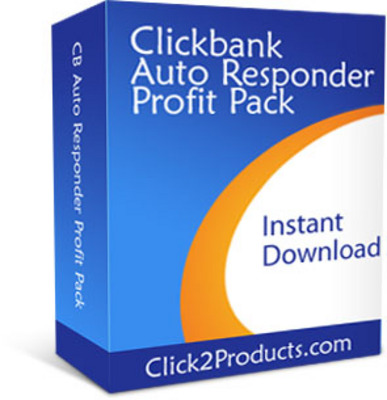 Product picture *NEW!* Clickbank Autoresponder Profit Pack