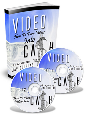 Product picture *NEW!* Video Cash - With Master Resale Rights + Mini-Site
