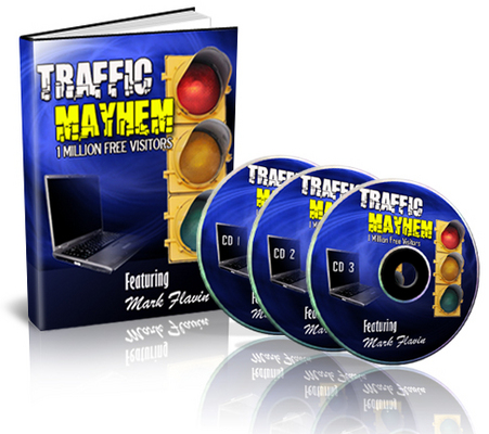 Product picture Traffic Mayhem - With Master Resale Rights + Mini-Site